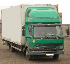 Výkup nákladních automobilů