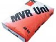 Jednovrstvová vápennocementová omietka Baumit MVR Uni 40kg