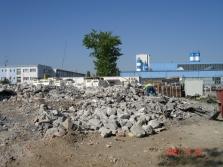 Nakladanie s odpadom, búracie práce, údržba ciest