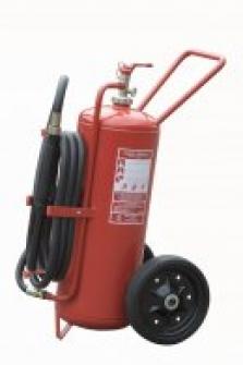 Práškový pojízdný hasicí přístroj - P 50 Te