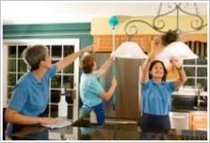Úklid domácností