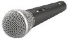 Pódiová a DJ Technika - Mikrofóny, dynamické