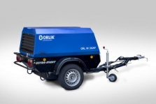 Kompresory skrutkové - ORL pojízdné