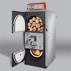 Ocelový kotel na dřevo GASOGEN 3