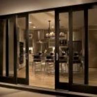 PSK - sklopno-posuvné dvere
