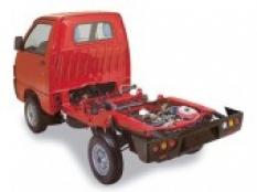 Čtyřkolka Quargo Chassis (podvozek)