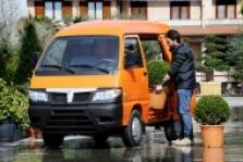 Vozidlo Porter Van (dodávka)