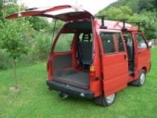 Vozidlo Porter Glass Van (dodávka)