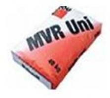 Omietky Baumit MVR Uni