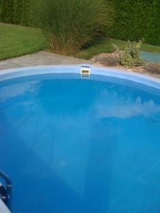 Foliování bazénů