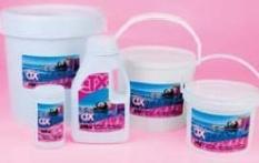 CTX-60 Algicidní přípravek s projasňovačem vody, 1l