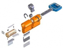 Zabezpečení objektů mechanické