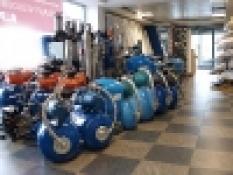 Čerpacia technika, čerpadlá - Jazierkové filtrácie