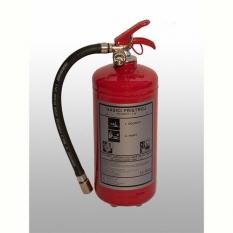 Hasící přístroj plynový s čistým hasivem, typ CA2LE
