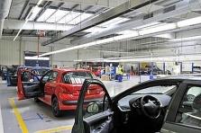 Logistika a příprava nových automobilů