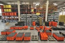Logistické platformy