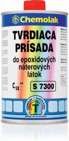 S 7300 EPONAL tvrdiaca prísada do epoxidových náterových látok