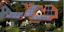 Rodinné domy - elektrárna na střeše