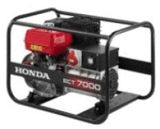 Požičovňa náradia - Elektrocentrála Honda ECT 7000