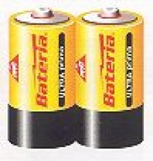 Primárne batérie, zinkochloridové - Ultraprima R20 - fólia
