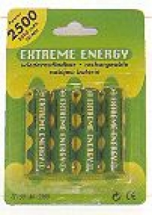Komerčné akumulátory Extreme Energy EE 2500