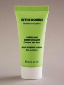 Starostlivosti o očné kontúry - Regeneračný nočný krém (Night Renewal Cream) - 15 ml