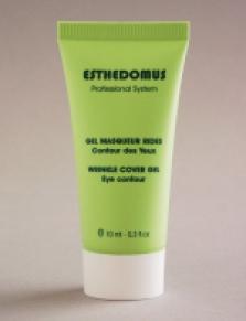 Vyhladzujúci gél na vrásky (Wrinkle Cover Gel) -10 ml