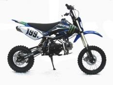 Motocykl Mikilon MTX51A 125