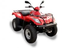 Čtyřkolka Linhai ATV 200 2x4