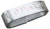 Klipsovanie kovovými klipsami