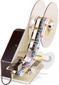Etiketovacie ručné dispensery, prevíjače