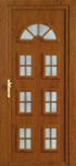Plastové dveře