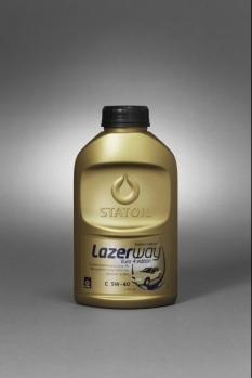 Motorové oleje Statoil LazerWay C 5W-40