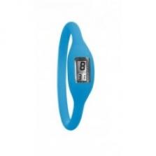 Silikónové hodinky ION I - svetlo modré