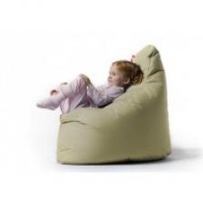 Sedacie vak - Junior - polyesterový materiál - béžová
