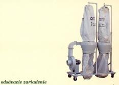 ODSÁVACIE ZARIADENIE - Jednotkový odsávač 6,5