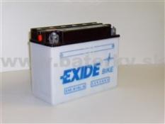 Motobatéria Exide Bike - PLUS E50-N18L-A 12V 20Ah