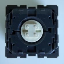 ovládač roliet a markíz spínací, 6A, 230V, IP20, 67601