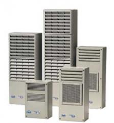 Klimatizační jednotky na stěnu a dveře, k částečnému zabudování