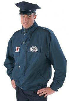 Jarná bunda vzor Securiton