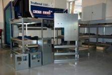CNC spracovanie plechov