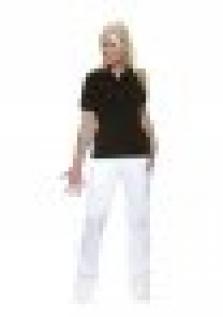 Dámske nohavice Cornelia biele