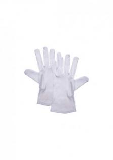 Servírovacie rukavice biele veľkosť 10