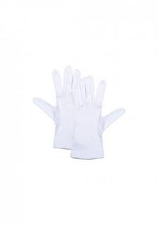 Servírovacie rukavice biele Tunis