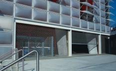 Rolovací vrata a rolovací mříže