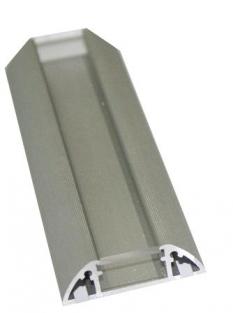 Nosné hliníkové profily pre vedenie LED pásov XC04