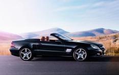 Roadster třídy sl