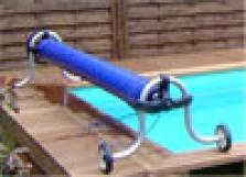 Navíjecí plachty pro bazény