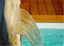 Vodopád pro bazény