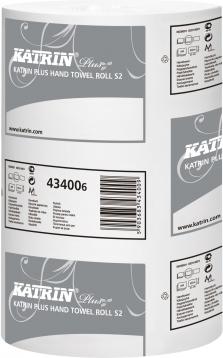 434006 Katrin Plus S 2, Uteráky v kotúči
